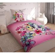 Bed Set MY LITTLE PONY Trio BEST FRIENDS 160x200cm Duvet Pillow Cover COTTON