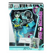 FRANKIE STEIN Picture Day Bambola Figura 27cm MONSTER HIGH Mattel BBJ71