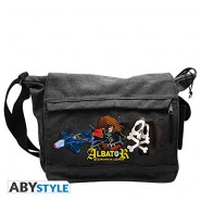 Messenger Bag CAPTAIN HARLOCK Albator Arcadia 32x25x10cm ORIGINAL Official