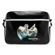 Messenger Bag CAPTAIN HARLOCK Herlock Albator ARCADIA 36x27x11cm VINYL ORIGINAL Official