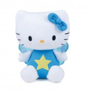 HELLO KITTY Peluche ANGELO FATINA AZZURRA Blue Fairy GRANDE 55cm Originale SEGA Sanrio PLUSH