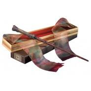 BACCHETTA Magica HARRY POTTER Con BOX OLIVANDER Originale NOBLE COLLECTION Ollivander