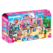 Playset MALL WITH 3 SHOPS Playmobil City Action 9078