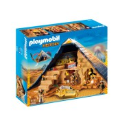 Playset BIG PHAROAH 's PYRAMID Playmobil History 5386