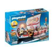 Playset ROMAN GALEA SHIP Playmobil History 5390