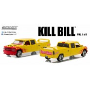 PUSSY WAGON Modellino DieCast da KILL BILL PickUp Chevrolet C-2500 Scala 1/43 Greenlight