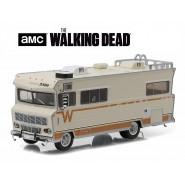 THE WALKING DEAD Modellino CAMPER DieCast Scala 1/64 Winnebago Chieftan GREENLIGHT Collectibles