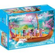 Playset BARCA MAGICA DELLE FATE Playmobil Fairies 9133