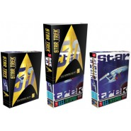 STAR TREK Modellino Kit ENTERPRISE NCC-1701 Original Serie SCALA 1/650 45cm 50. Anniversario