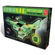 U.F.O. Nave MYSTERY SHIP Model KIT Scale 1/500