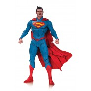SUPERMAN Figura Action 18cm Designer JAE LEE Originale DC COLLECTIBLES