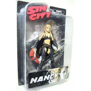 SIN CITY Action Figure 18cm NANCY Jessica Alba COLORED Version DIAMOND SELECT