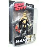 SIN CITY Figura Action 18cm NANCY Jessica Alba COLORED Version DIAMOND SELECT