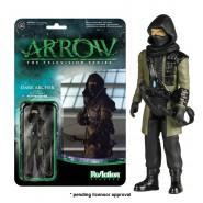 BROKEN PACKAGE - ARROW Dark Archer Action FIGURE 10cm FUNKO ReACTION