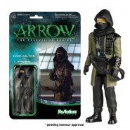 ARROW The Dark Archer FIGURA Action 10cm FUNKO ReACTION
