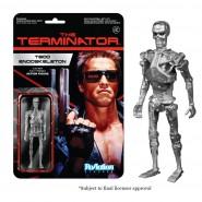 T-800 ENDOSKELETON da Terminator 2 FIGURA Action 10cm FUNKO ReACTION