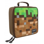 MINECRAFT Borsa Termica LUNCH BOX 22x22x8cm ORIGINALE Ufficiale JINX