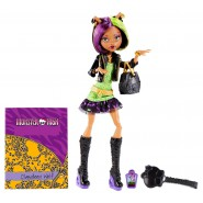 CLAWDEEN WOLF Basic Bambola Figura 27cm MONSTER HIGH Mattel BGT38
