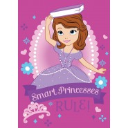 SOFIA Disney SMART PRINCESS Carpet Baby Room 135x95cm ORIGINAL