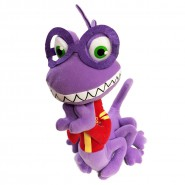 Peluche 30cm RANDALL Randy BOGGS da MONSTERS UNIVERSITY Originale DISNEY Pixar