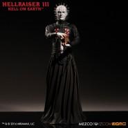 HELLRAISER Figura Action PINHEAD 30cm Scala 1/6 Originale MEZCO
