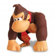 SUPER MARIO Figure for Collectiors DONKEY KONG Senior 12cm Official NINTENDO Action