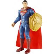 SUPERMAN Figura Action 15cm SHIELD CLASH Scudo MATTEL DJG28