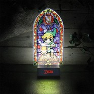 THE LEGEND OF ZELDA Lampada LINK'S LIGHT Luce 20cm ROOM LIGHT Paladone