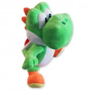 Peluche TOAD BLU Fungo FUNGHETTO 26cm ORIGINALE SUPER MARIO Bros Kart Land NEW