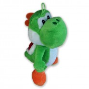 Peluche YOSHI Draghetto 20cm ORIGINALE SUPER MARIO Bros Kart Land NEW