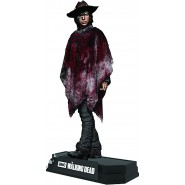 Figura MICHONNE da THE WALKING DEAD Statuetta 16cm COLOR TOPS Originale McFarlane USA