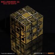 HELLRAISER Cubo Lemarchand Scatola Dolore Lamento PUZZLE Tipo RUBIK Originale MEZCO
