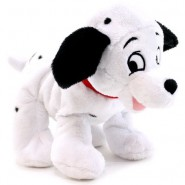Peluche LUCKY DALMATA Carica 101 DISNEY Animal Friends 25cm Originale UFFICIALE Ologramma