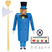 MAD HATTER Figura Action 15cm da BATMAN ANIMATED SERIE Animata Originale DC COLLECTIBLES
