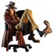 Figura Statua ZENIGATA Ispettore ZAZA Creator X Creator NORMAL COLOR Originale BANPRESTO Lupin 3rd III