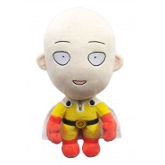 Peluche SAITAMA Felice da ONE PUNCH MAN 28cm Originale UFFICIALE Top Quality