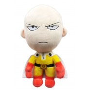 Peluche SAITAMA Arrabbiato da ONE PUNCH MAN 28cm Originale UFFICIALE Top Quality