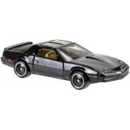 SUPERCAR Modellino Auto K.I.T.T. Knight Rider KITT 1/64 DWJ74 Hot Wheels MATTEL