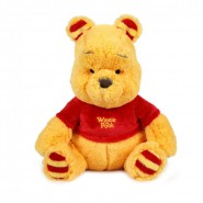 WINNIE THE POOH Morbidissimo PELUCHE 35cm Ultra-Soft Originale DISNEY