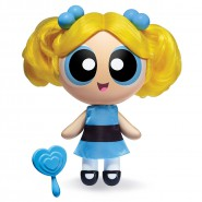 POWERPUFF GIRLS Figure BUBBLES Deluxe Doll 17cm CARTOON NETWORK Spin Master