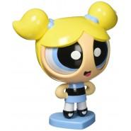 POWERPUFF GIRLS Figure BUBBLES Action Eyes Doll 13cm CARTOON NETWORK Spin Master