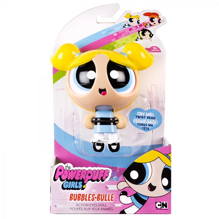 Powerpuff Girls Toys : Powerpuff girls figure bubbles action eyes doll cm