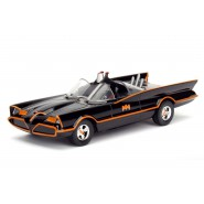 Modellino BATMOBILE da BATMAN Classic SERIE TV Scala 1/32 Originale JADA Toys