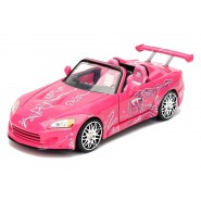 FAST & FURIOUS Model SUKI'S HONDA S2000 PINK 1:24 Original JADA Collector's Series