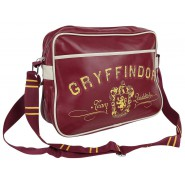 HARRY POTTER Borsa Tracolla QUIDDITCH GRIFONDORO 45x30cm Originale Ufficiale WARNER BROS