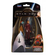 STAR TREK Figura Action 10cm CADETTO CHEKOV Originale UFFICIALE Playmates USA !!