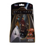 STAR TREK Figura Action 10cm CADETTO McCOY Playmates USA serie GALAXY COLLECTION