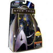 STAR TREK Figura Action 10cm CADETTO CHEKOV Playmates USA serie GALAXY COLLECTION