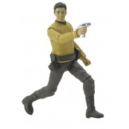 STAR TREK Figura Action 10cm SULU Playmates USA serie GALAXY COLLECTION