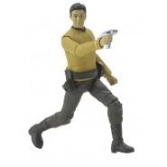 STAR TREK Figura Action 10cm SULU Playmates USA serie GALAXY COLLECTION